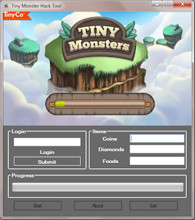 tiny monsters hack