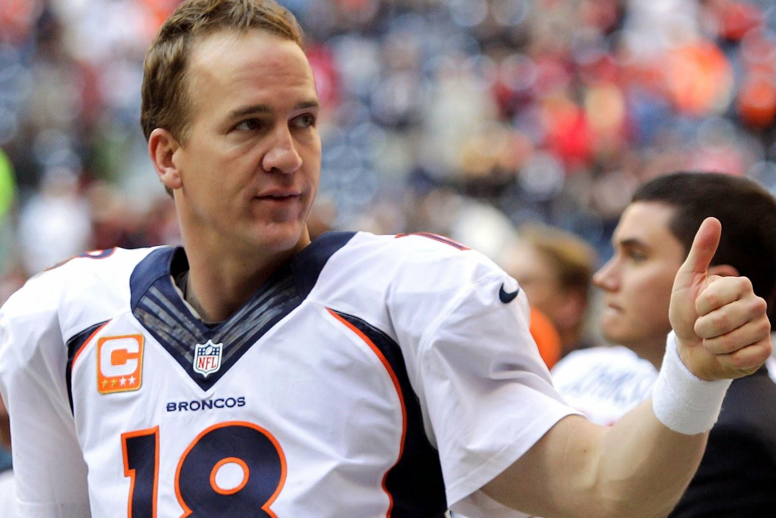 Peyton Manning premii bet at home 50 warunków Divorce