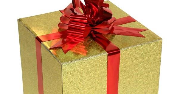 Подарок в коробке во сне 338