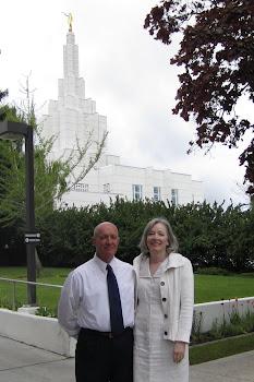 Roger and Deborah