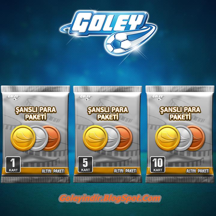 "Goley ""Şanslı Para Paketi"""