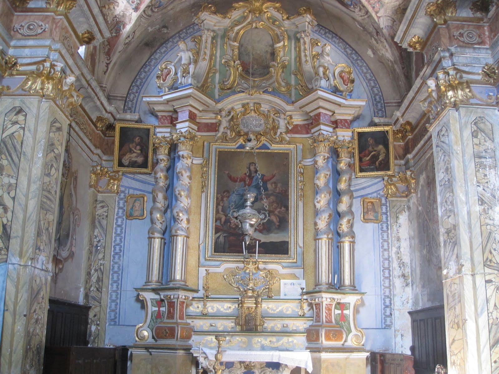 Chapelle de l'Assunta