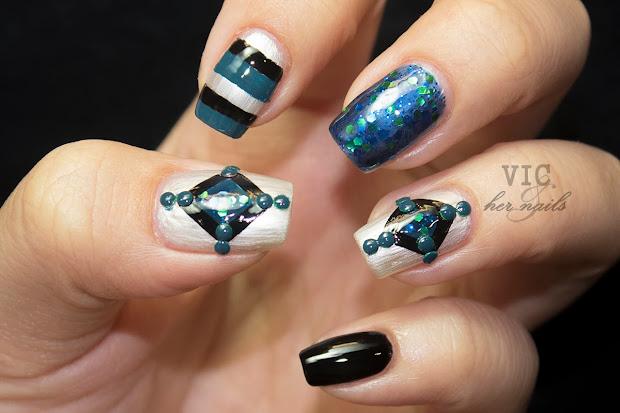 vic and nails january .l