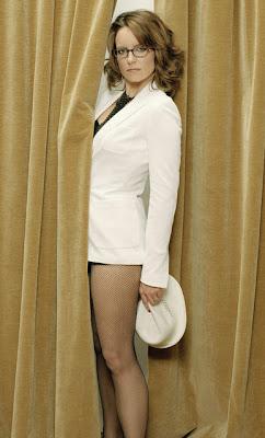 Tina Fey comediante estadounidense