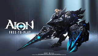 aion rider artwork AION Free to Play (PC)   Third New Class For Free to Play Revealed