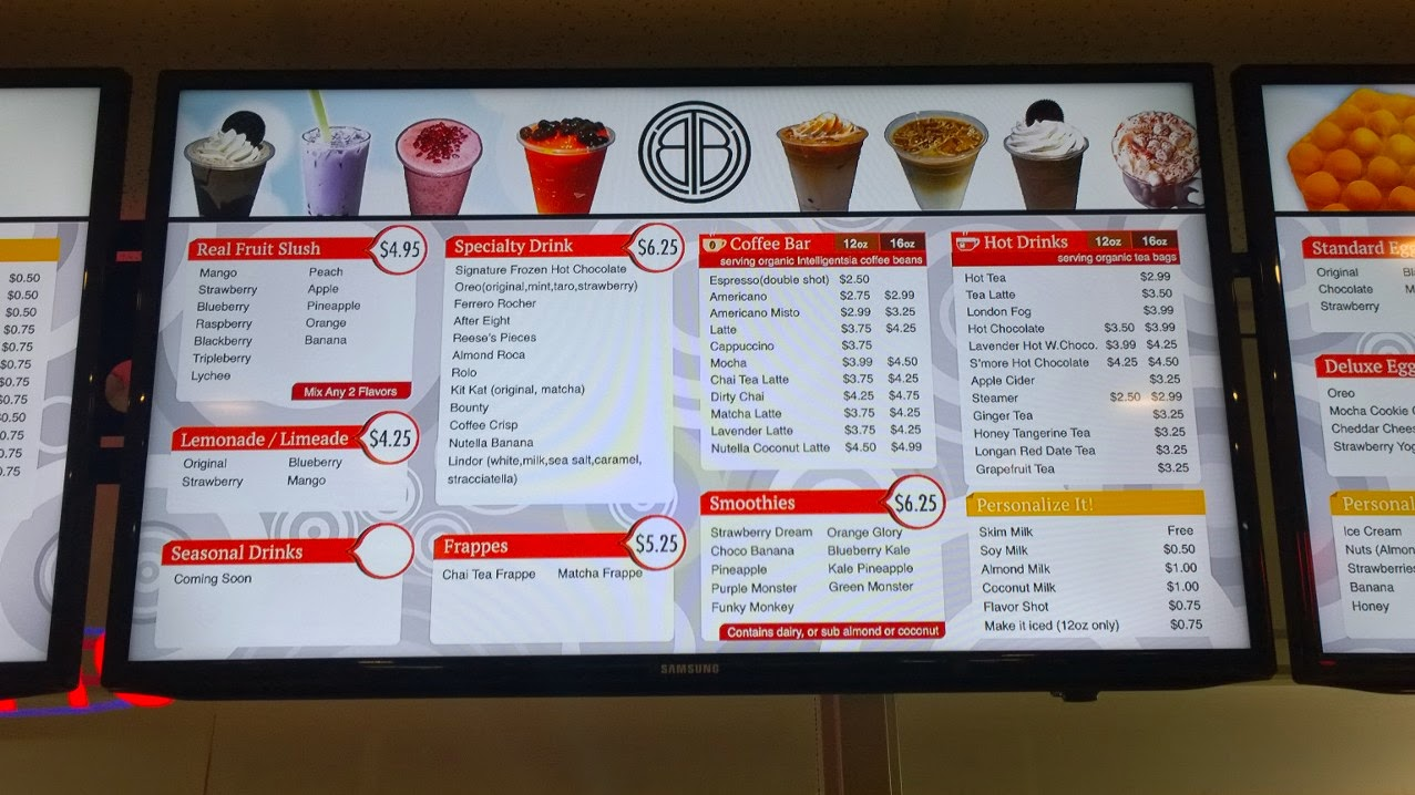 The Bubble Tea Shop - Another Bubble Tea Competitor in ...