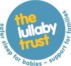 Logo for The Lullaby Trust