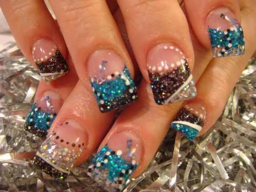 fingernail polish designs. Nail designs, popularly known