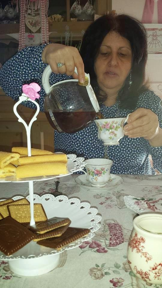gradite un thé?
