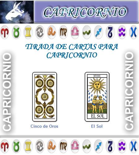 tarot capricornio