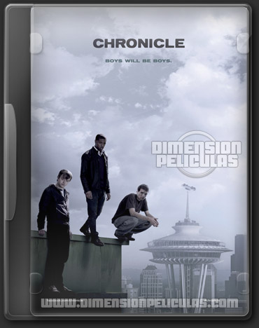 Chronicle (DVDRip Inglés Subtitulado) (2012)