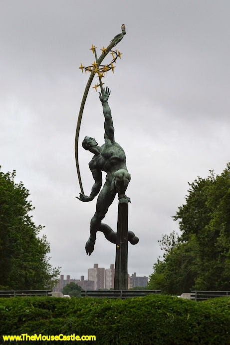 Rocket Thrower, Flushing Meadows, NY
