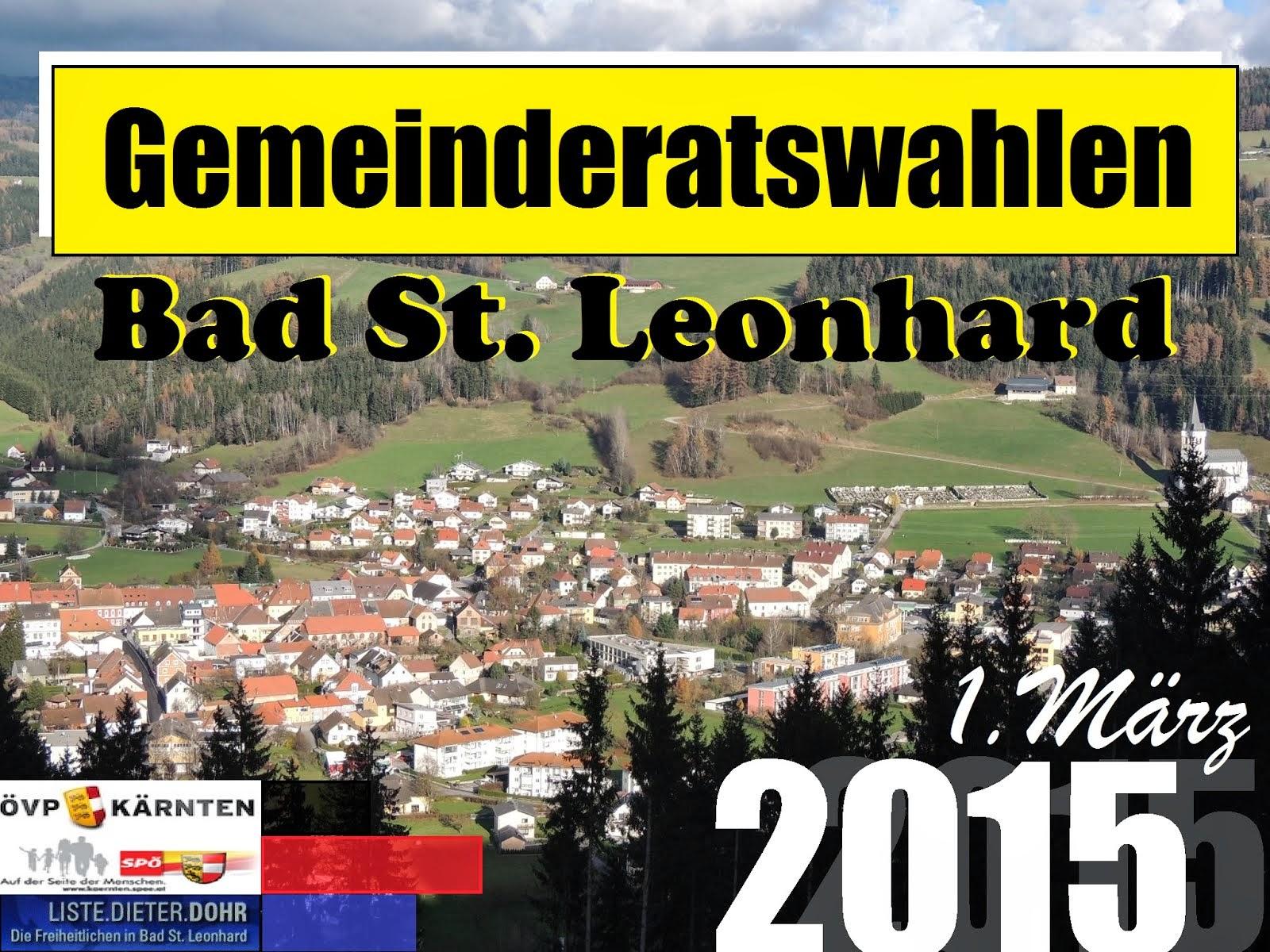 Gemeinderatswahlen 2015