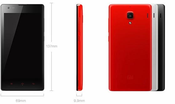 Features Of Redmi 1S - Tech Review : Buy Here