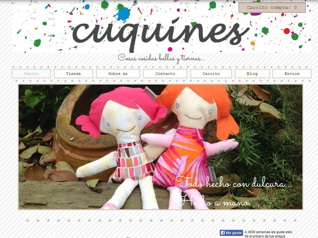http://cuquines.wix.com/cuquines