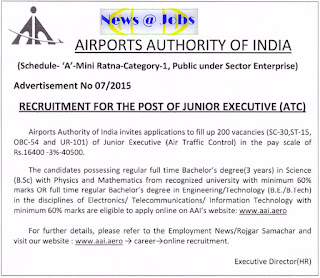 airports+authority+of+india+recruitment.advt