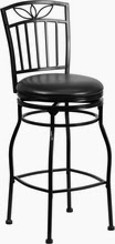 Contemporary Metal Bar Stool