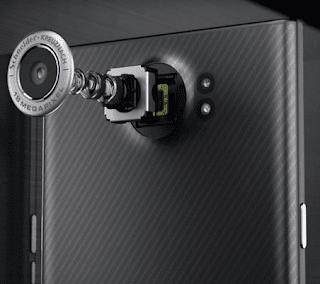 Keunggulan Kamera Ponsel BlackBerry Priv