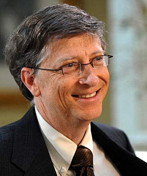 a biography of william bill gates Bill gates co-founder of microsoft corp founded: 1975 ultimately, the pc will be a window to everything people are interested in-and everything we need to know.