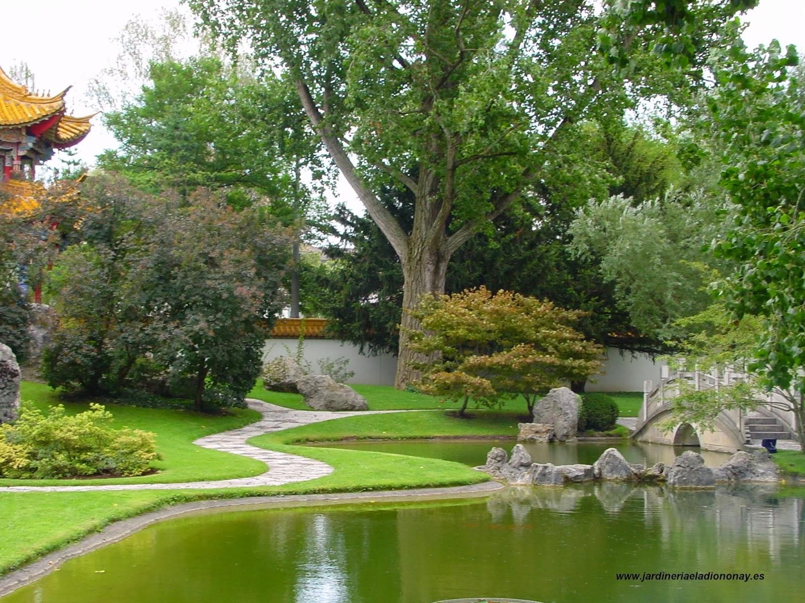 Jardineria eladio nonay jard n chino de z rich for Jardin chino