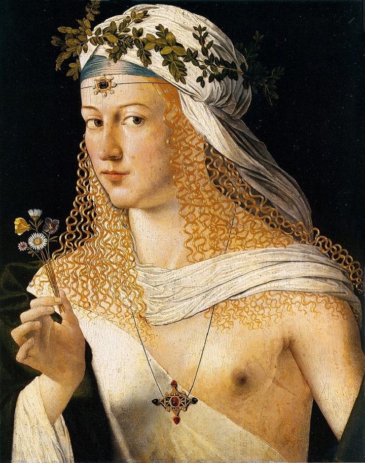 Bartolomeo Veneto 1502-1555 | Italian High Renaissance painter