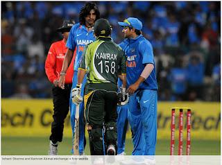 Ishant-Sharma-Kamran-Akmal-Ind-V-Pak-1st-T20I-2012
