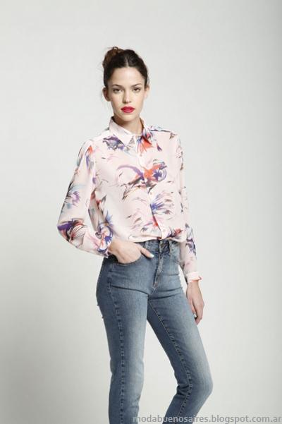 Leandro Dominguez primavera verano 2014 moda