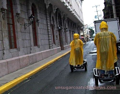 Intramuros tour White Knight e-chariots tours