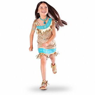 Pocahontas Disney Halloween Costumes for Girls - Best Commercials Tube
