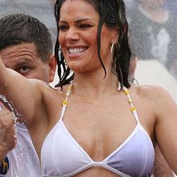 Luz Elena Gonzalez Bikini