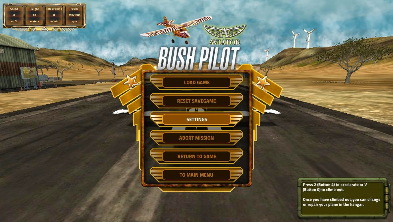 Aviator – Bush Pilot (Ingles) [MG]
