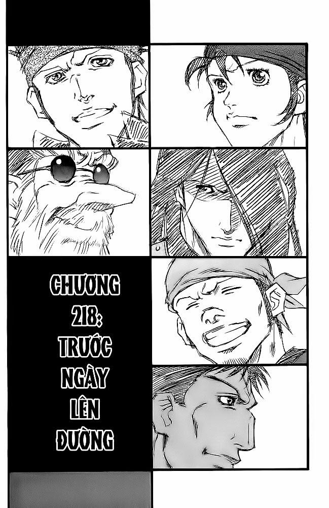 Vua Trên Biển – Coco Full Ahead chap 218 Trang 2 - Mangak.info