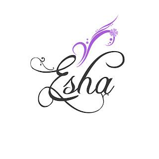 Criar um Logotipo: ESHA
