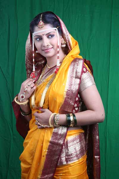 marathi actress smita shevale