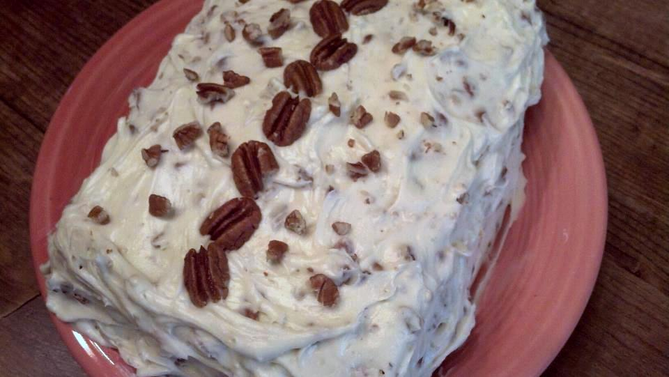 anti recipe not butternut cake aka the best christmas cake ever