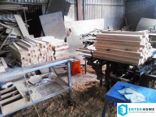 Xưởng sản xuất đồ gỗ nội thất enterhome hình ảnh 6