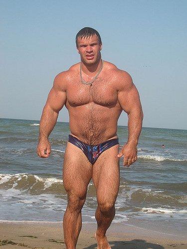 Real Life Hulk Denis Cyplenkov