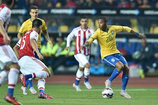 Brasil perde para o Paraguai nos pênaltis e está fora da Copa América
