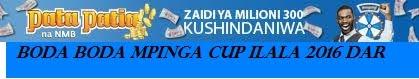 MPINGA CUP 2016