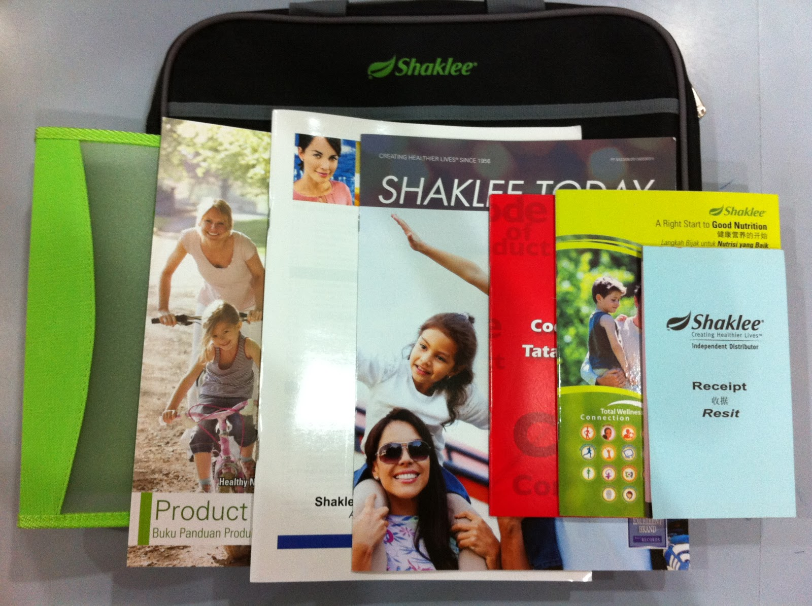 how to become a shaklee member