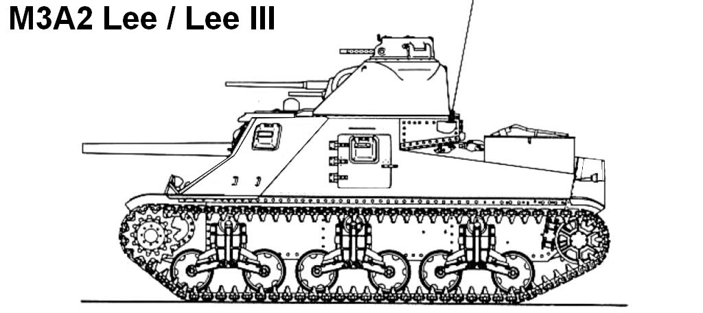 panzerserra bunker- military scale models in 1  35 scale  m3a1 lee casted hull