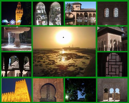 Esencias de Al- Andalus.