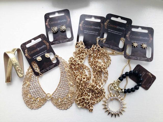 Cocoa Jewelry Giveaway - Blazers & Boyfriends