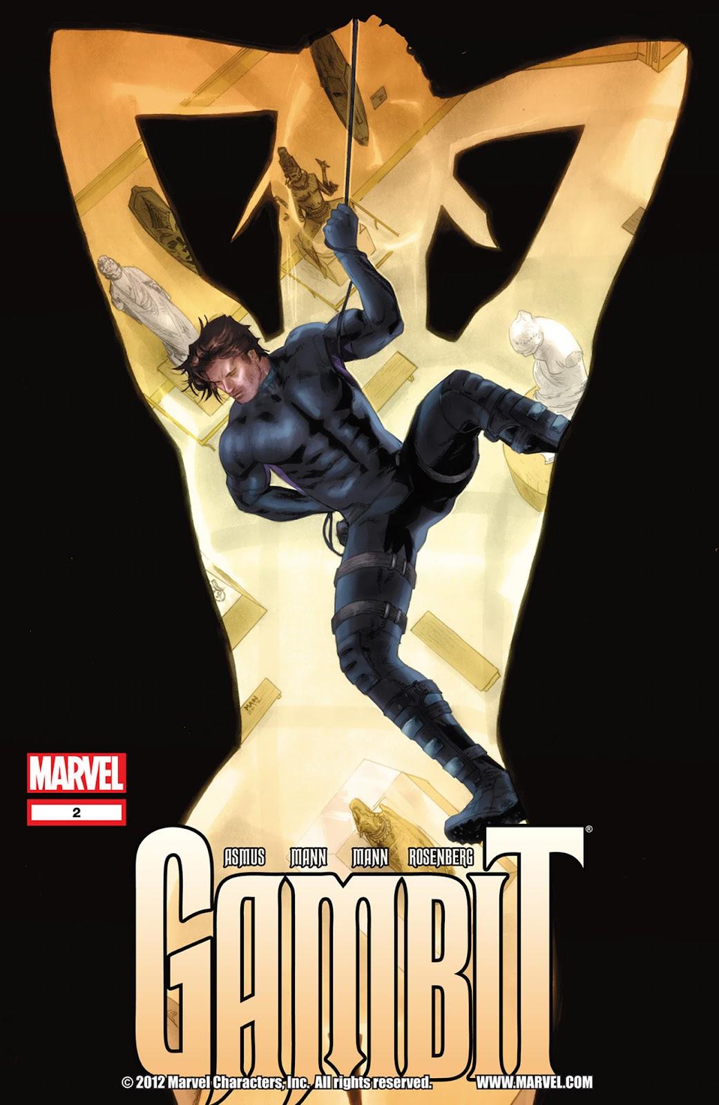 Darthcomics Gambit 2