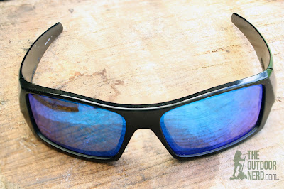 replacement lenses for oakley gascan dcf7  The Outdoor Nerd: Review: Revant Elite Blue Mirrorshield Lenses for Oakley  GasCan Sunglasses