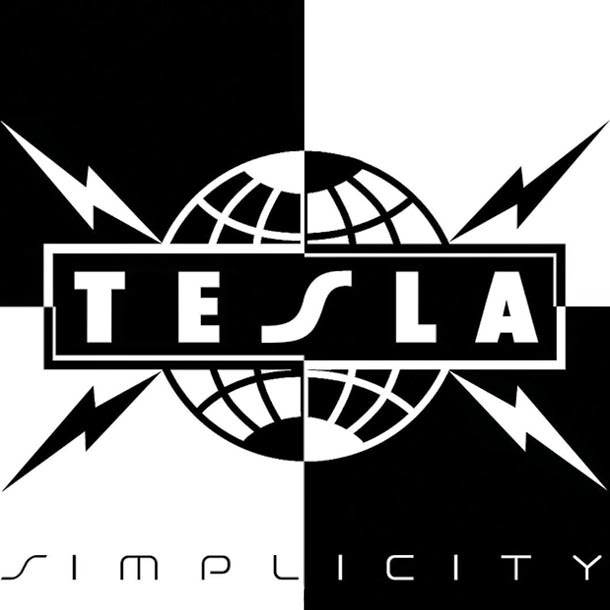 Tesla - Semplicity - cover