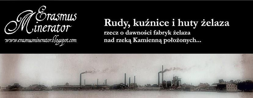 Erasmus Minerator: Rudy, kuźnice i huty żelaza