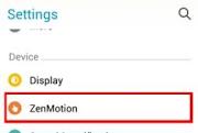 """Cara Mudah Menggunakan Zenmotion Mode """"Hands Up"""" Di Asus Zenfone 2"""