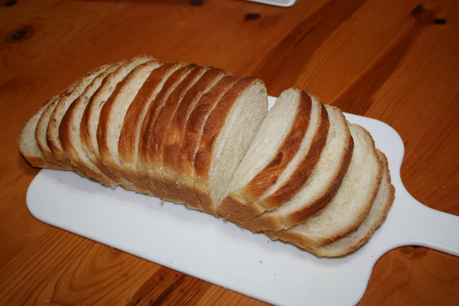 amish white bread is an easy bread recipe to mix in your bread machine ...