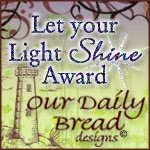 Let Your Light Shine Award